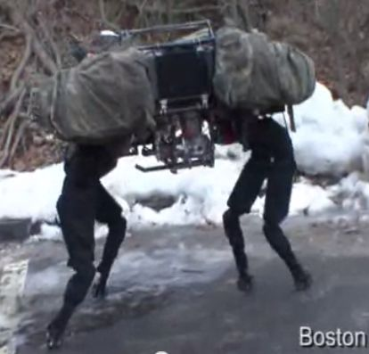 4足歩行ロボット