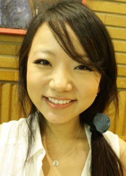 林明日香さん笑顔