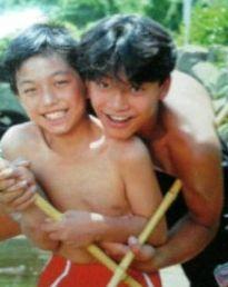 香取慎吾と弟